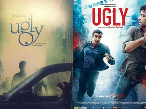 Ugly Film Review Ugly Movie Review Ugly Film Review In Gujarati