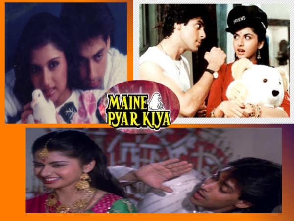 Salman Khan S Maine Pyaar Kiya Completes 25 Years Epic Dialogues