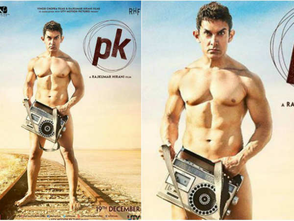 Protest Against Aamir Khan Starer Pk Two Theaters Ahmedabad