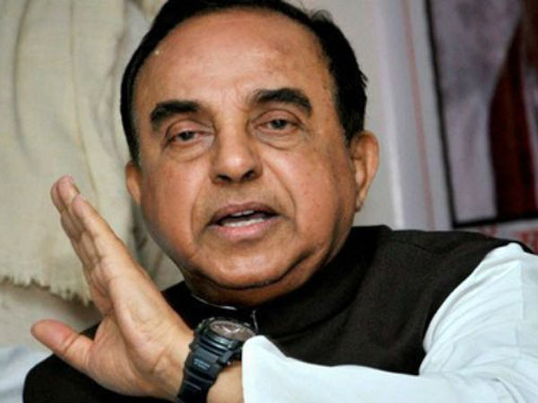 Dubai Isi Have Funded Movie Pk Subramanian Swamy
