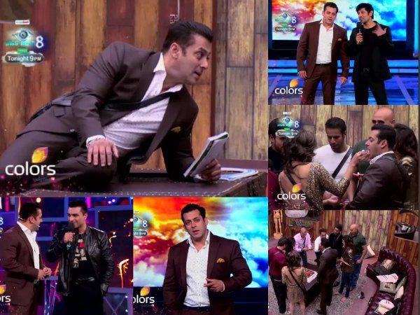 Salman Khan Birthday To Gift Bigg Boss 8 No Elimination