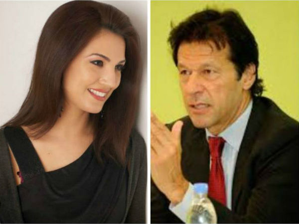 Did Imran Khan Marry Tv Anchor Rehaam Khan