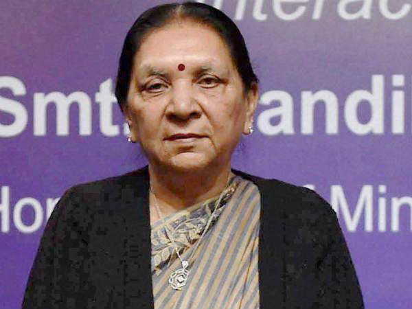 Wrong To Link Religion With Terrorism Anandiben Patel On Surat Police Mock Drill Row
