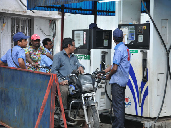 Petrol Prices Hiked Rs 3 18 Per Litre Diesel Rs 3