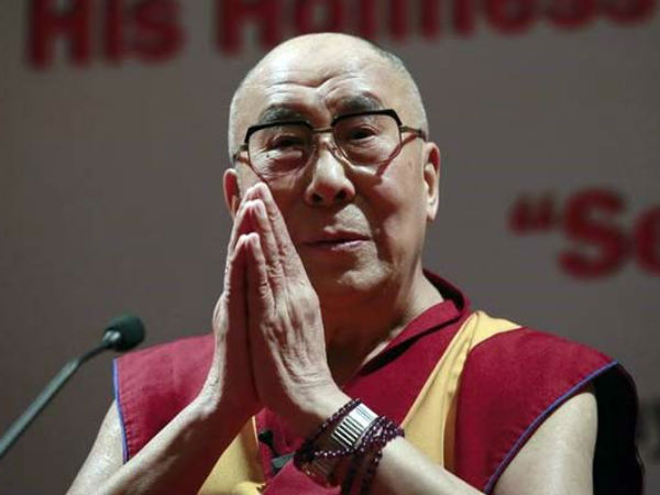 Indians Are My Mentor Says Dalai Lama