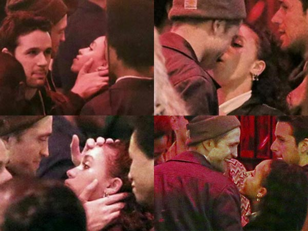 Celebrity Pda Moments Of 2014 That Made The Year Romantic