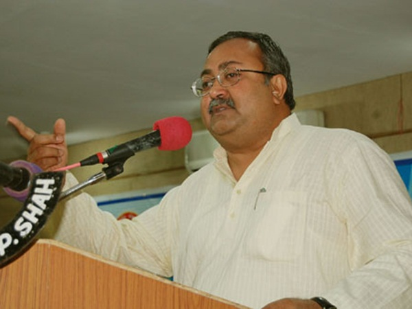 Saurabh Patel S Press Conference Regarding Hunger Strike Hardik