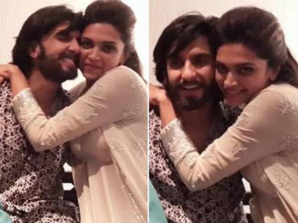 Deepika Padukone Birthday Ranveer Singh Romantic Pictures