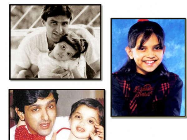 Rare Unseen Pics Deepika Padukone On Her Birthday