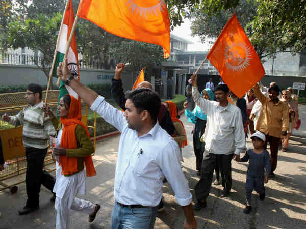 Right Wing Groups Creating Trouble For Modi Government