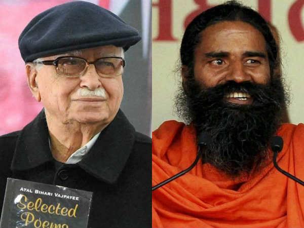 L K Advani Baba Ramdev May Get Padma Awards Sources
