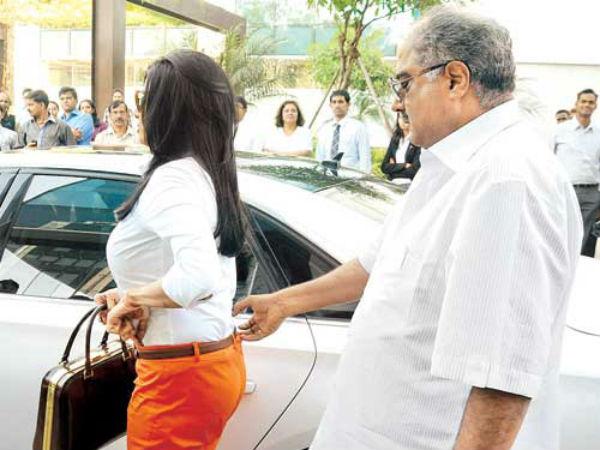 My Next Film Will Be With Sridevi Boney Kapoor