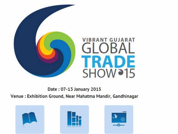 Indias Big Trade Fair In Gandhinagar