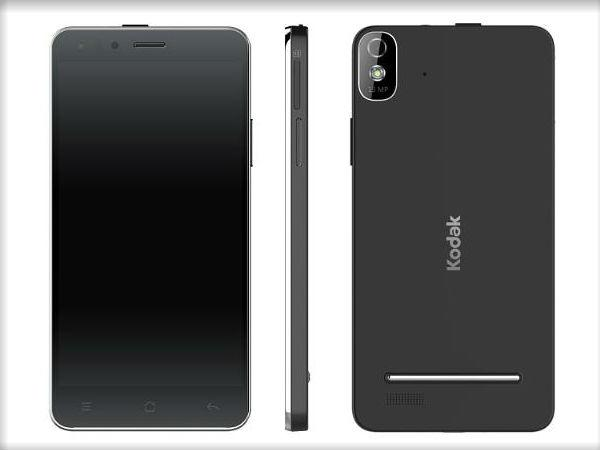 Kodak Im5 Android Smartphone Launched At Ces