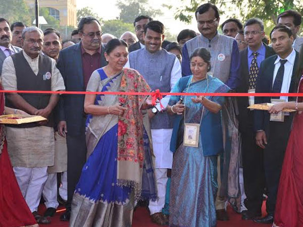 Gandhinagar Global Trade Show 2015 Starts See Pics