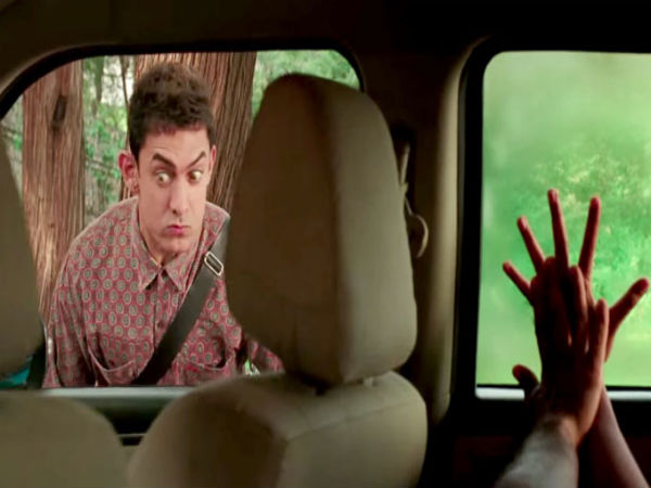 Twitter Jokes On Aamir Khan Pk