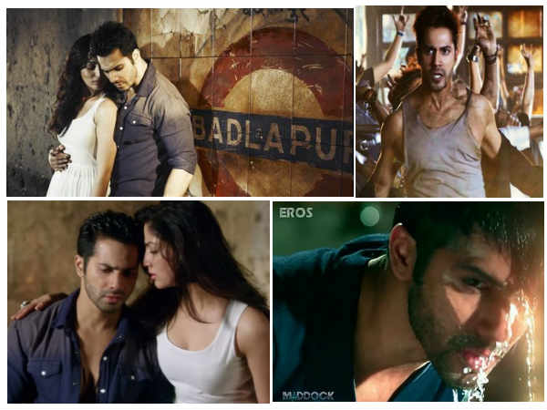 Video Jee Karda Varun Dhawan Surprises With Another Badlapur Act