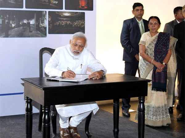 Pravasi Bhartiya Divas Starts See The Pics