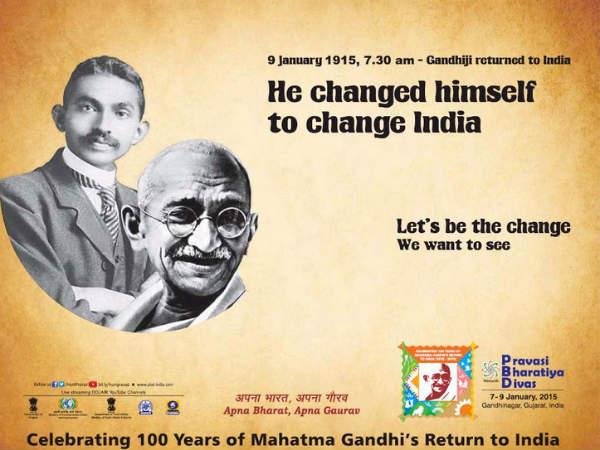 London Will Have Mahatma Gandhi Statue Says British Mp Preeti Patel
