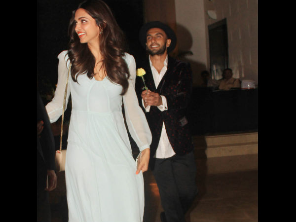 Ranveer Singh Proposes Deepika Padukone Farah Khan Birthday Party