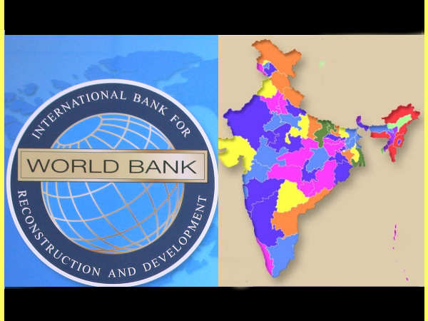 World Bank Estimates 6 4 Economic Growth In India In