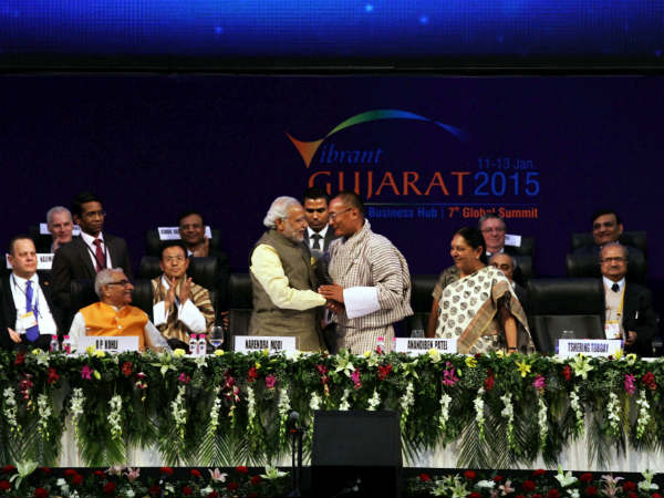 Today Is Vibrant Gujarat Summit Second Days
