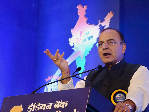 Investments Set To Rise Significantly In Coming Days India Arun Jaitley