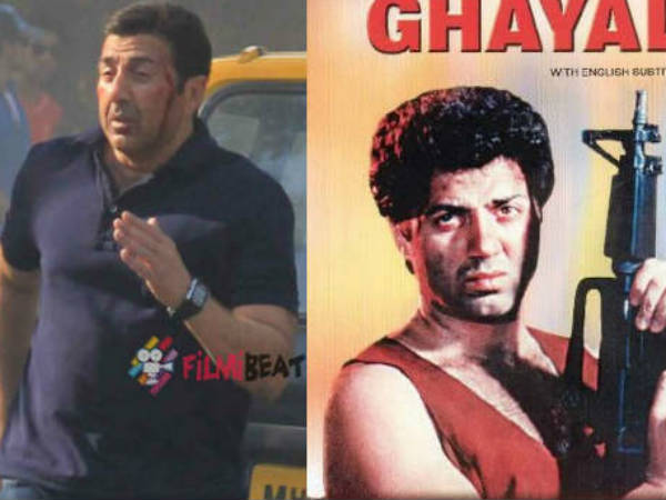 Sunny Deol Starts Shooting Ghayal Returns Sequel To Ghayal