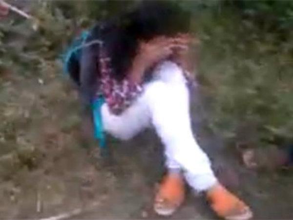 Boy Girl Beaten Up Latur Video Become Viral