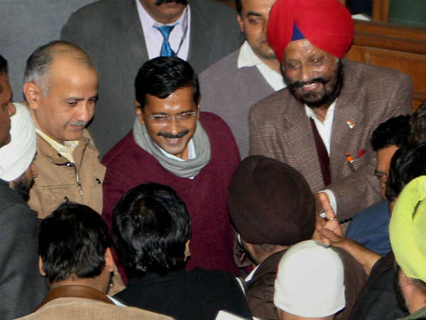 Why Arvind Kejriwal Manish Sisodia Are Not Neighbours Envy
