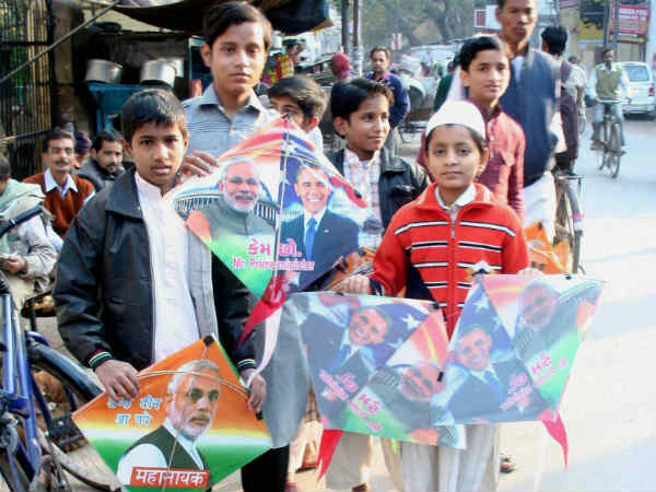 Agra Is Gearing Up Receive Barack Obama