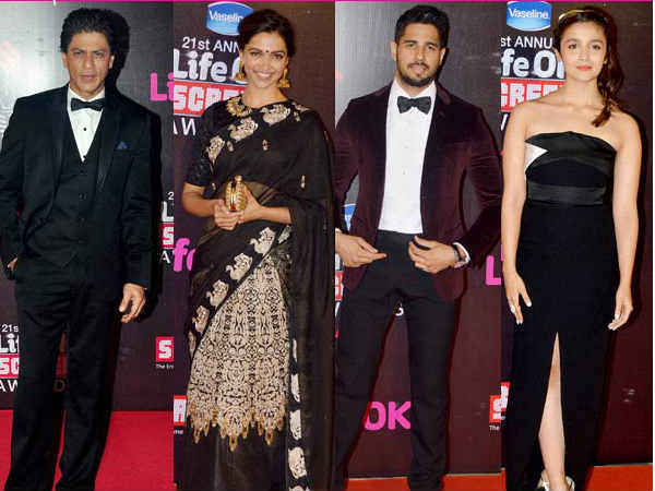 Life Ok Screen Awards Controversies Shahrukh Called Bhai
