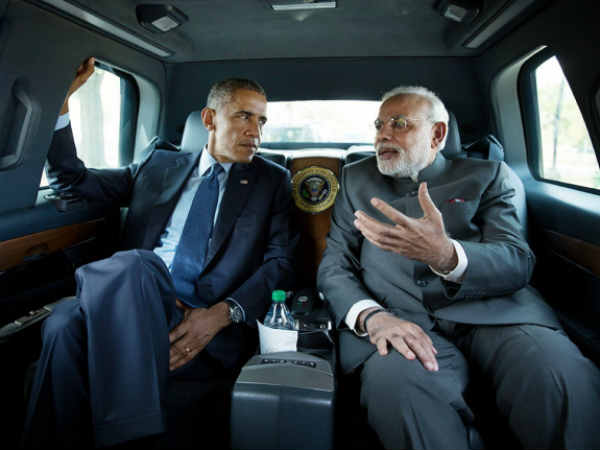 First Time Barack Obama May Ditch His Beast It Is For India