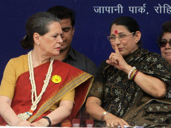 Controversy Has Been The Identity Of Ex Minister Krishna Tirath