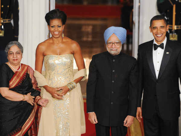 Stylish First Lady Michelle Obama Will Try Saree This Time In India