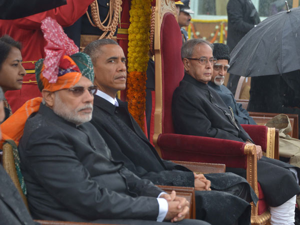 Pics Republic Day Parade 10 Different Thing Which Never Happen Before