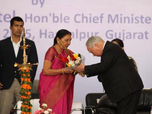 Maruti Suzuki Lays Foundation Stone Gujarat Plant