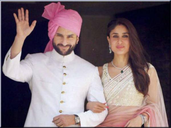 Kareena Has Not Converted Islam Says Saif Ali Khan