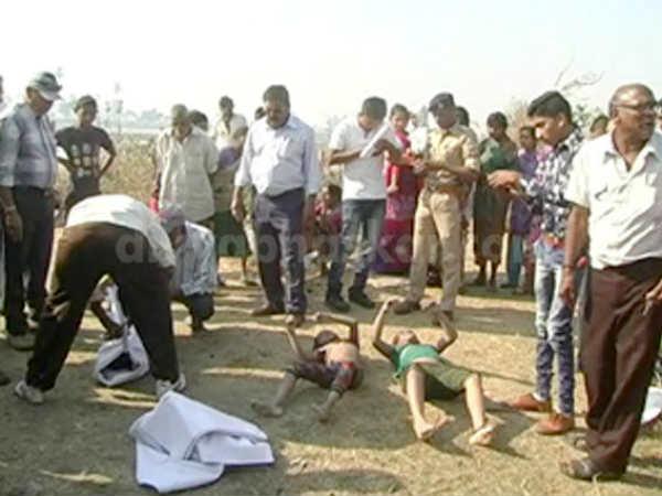 Gujarat Debtor Father Threw Three Daughter Water Canal Surat