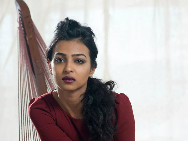 Radhika Apte Nude Video Controversy Anurag Kashyap Speaks