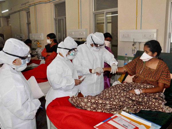 Swine Flu Death Toll Nears 600 India