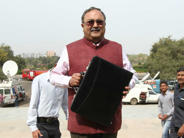 Gujarat Budget 2015 Budget Brief