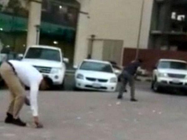 Video Storm Dubai Causes Money Rain