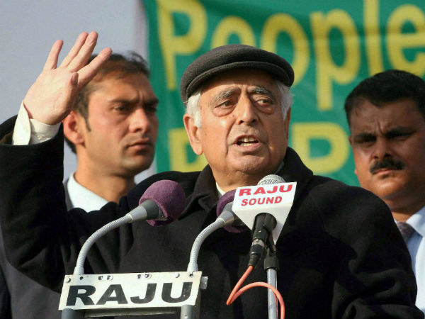 Bjp Pdp Form Kashmir Government Mufti Be Cm March