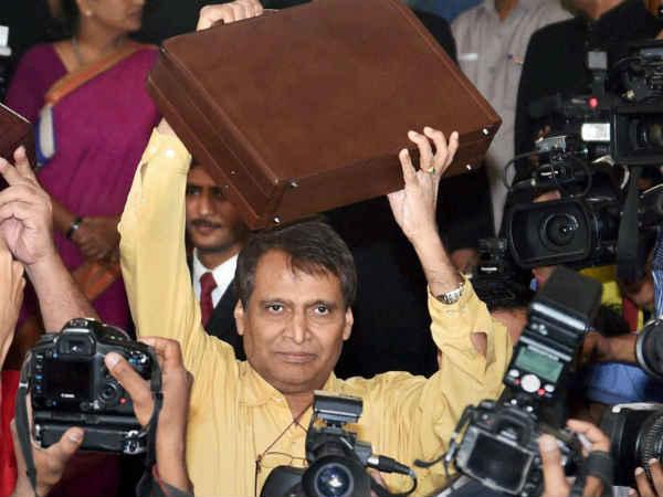 Big Things Suresh Prabhu S Rail Budget