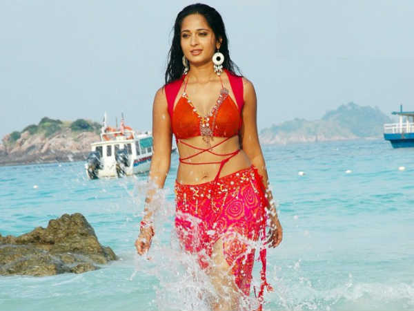 Indian Actresses at Beach