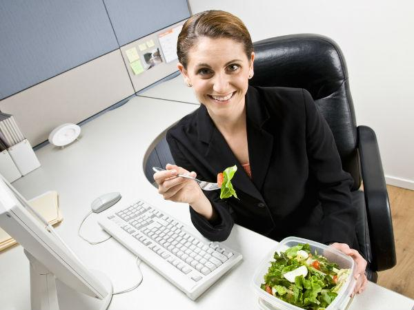 Adopt These Healthy Office Habits