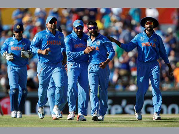Ms Dhoni Leads India 4 Wicket Win Against West Indies Icc World Cup