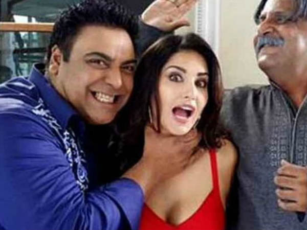 Sunny Leone S Co Actors Teaming Up Against Her Forming Hate Club