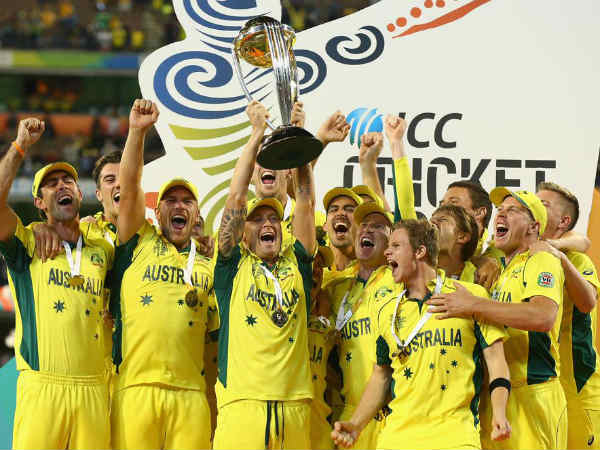 Australia Wins Icc World Cup 2015 Beats New Zealand Final 7 Wickets